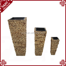 China manufacturer wholesale square home goods flower pots with factory price
