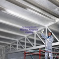 Industrial Plant Exterior Wall Roof Steel Spray Fireproof Paint Anti-Rust Paint Decoration China Supplier