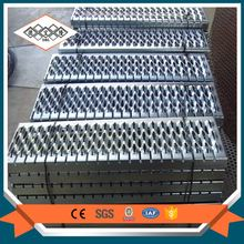 Electro forged band compound galvanized standard steel grating