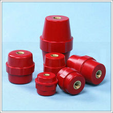 52-4 Porcelain Disc Suspension Type High Voltage Insulator