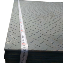 Mild steel price in india carbon tear drop diamond checker steel plate price A36 S400 5mm thickness