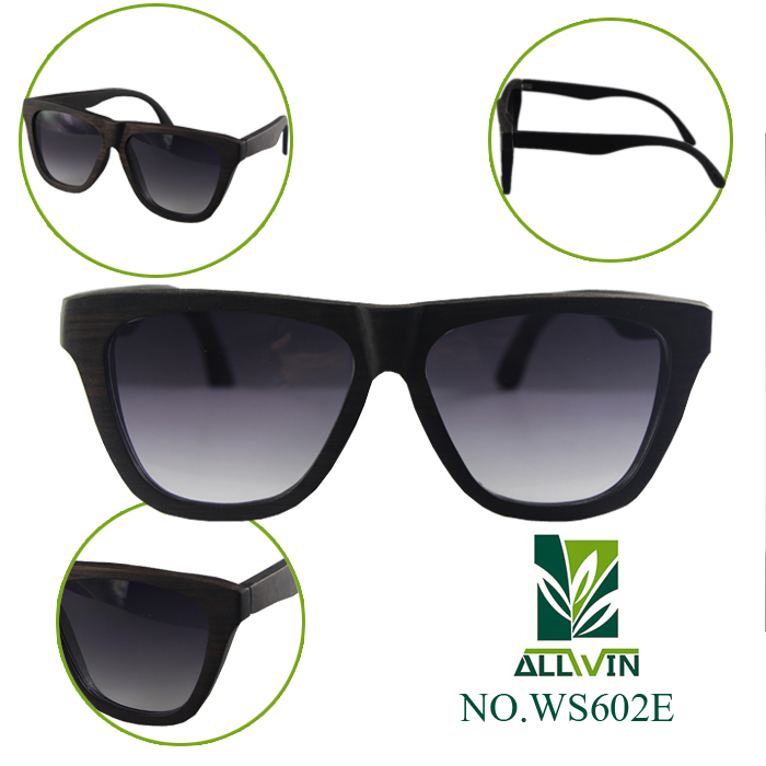 Wholesale China Import Bamboo And Wood Framed Sunglasses