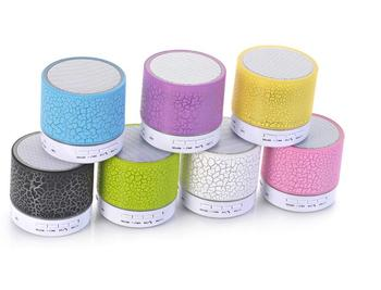 Bathroom Music factory price waterproof round speaker bathroom music player micro