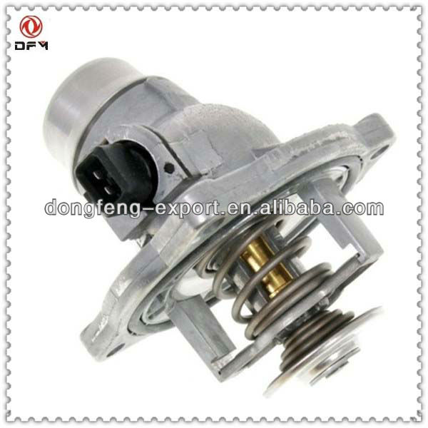 Mechanical sensors thermostat shower head for car thermometer