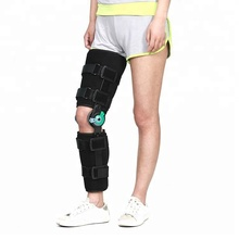 Wholesale compression knee brace hinge support
