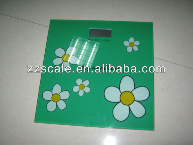 Super favorable Glass digital Bathroom Body Weighing Scales