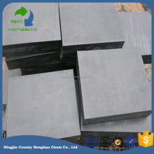 hard black HDPE plastic slip sheet for plastic pallet