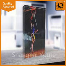 Great price custom acrylic sheet printing for display case