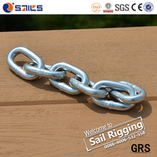 China Supplier Stainless Steel/Steel Stud Link Forged Anchor Chain