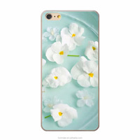 New 3d Flower TPU Soft Cover Phone Case for Apple iPhone 7 iPhone 6 6s plus case