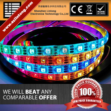 RGB POWER 300 led/roll SMD 5050 R/G/Y/B WW NW CW 60led/m led strip for indoor / outdoor 12V 24V 220V Single color IP65 IP20 IP68