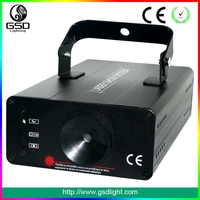 Four patterns One lens mini ktv laser light stage laser light