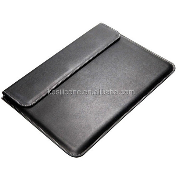 protective case for apple macbook air,PU leather sleeve for apple labtop,business bag