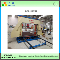 Mattress Foam Sponge Horizontal Cutting Machine