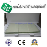 medical x ray lead glass from China manufacture