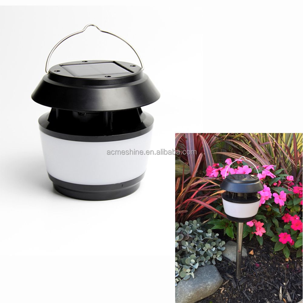 Small and Exquisite Solar Light Led Mosquito Repellent Light with Ultrasonic Wave
