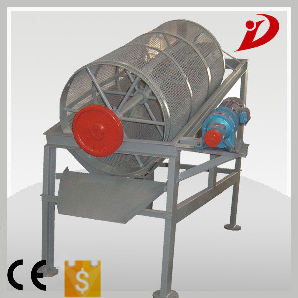 2015 sand separator Rotary vibrating screen drum screen for sand