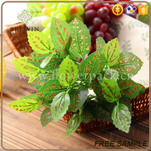 green color indoor ornamental fake natural plants