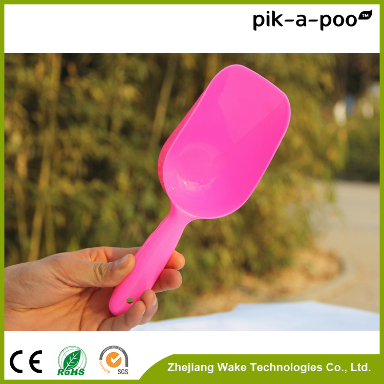 Multipurpose Pets Food Plastic Dog Shove