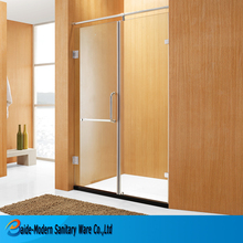 Partition Prefab Stall Frameless Screen Home Use Factory Price Glass Door Corner Cheap Shower Room