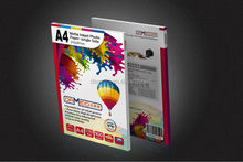 A4 128g single Side double side matte inkjet paper/fuji glossy photo paper a4