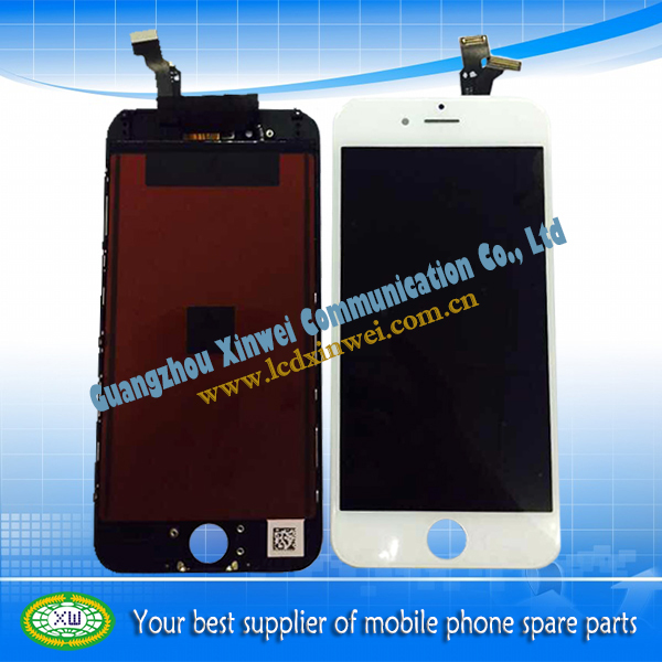 12 months guarantee 100% high quality replacement lcd for iphone 6