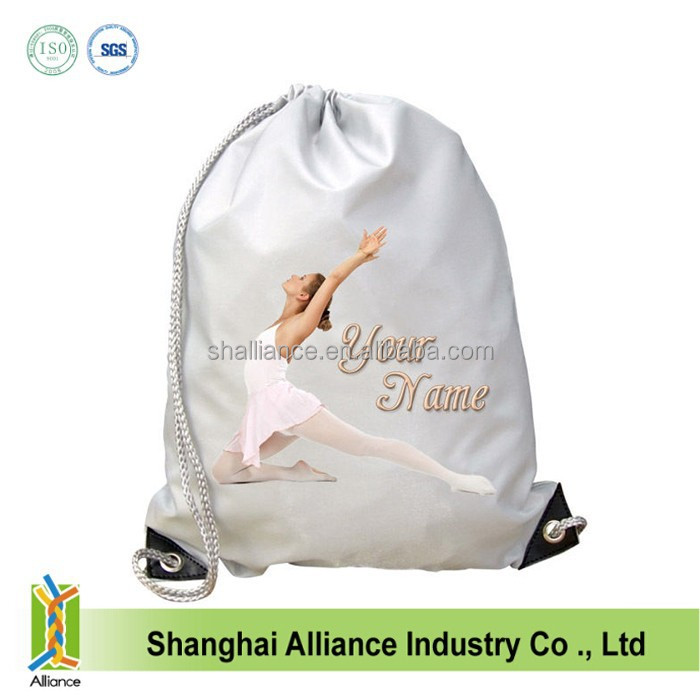 BALLET DANCE PERSONALISED GYM / SWIMMING / DANCE BAG - GREAT GIFT