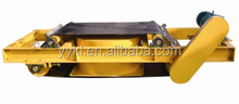 RCDD Suspended Dry Electromagnetic iron remover separator for Conveyor belt