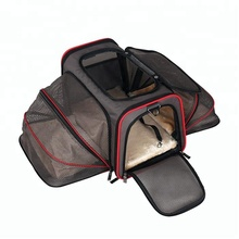 Soft Portable Dog Carrier Pet Travel Bag designer dog carrier