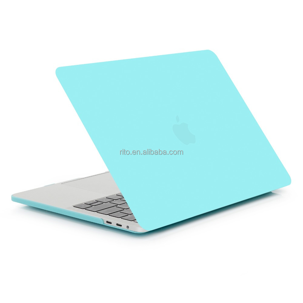 Manufactory Plastic Flip Case for Macbook Pro 15, for 2016 New Macbook Pro Case