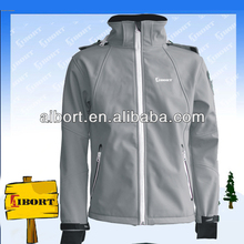 SOJ-7-6 2013 new ribstop outer softshell jacket
