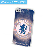 customised soft touch printing pc phone case for Iphone