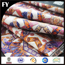 Factory custom design high quality digital printed textile cotton material fabric