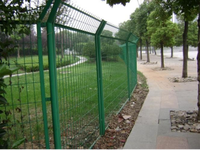 2016 Hot sale construction outdoor galvanized welded wire mesh panel ,temporary fencing with clamps