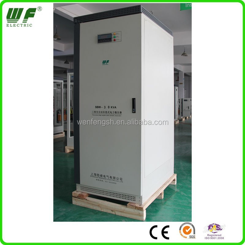 voltage stabilizer for home central air conditioner