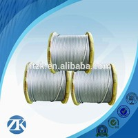 Galvanized steel rope price