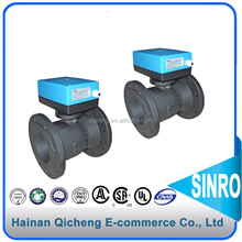 Kv507 Water flow rate automatic motorized control ball valve