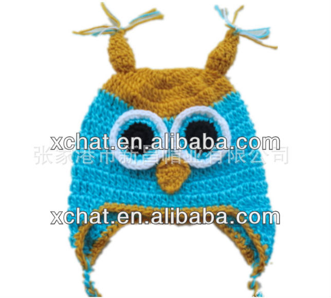 new baby hat manual wool knitting hat knitted baby hats