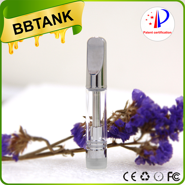 Glass cartridge oil 510 vape battery vaporizer cartridge empty