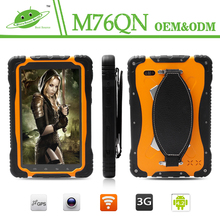 "Hugerock T70 7"" Quad Core Android 4.2 GPS 3G Rugged Tablet"