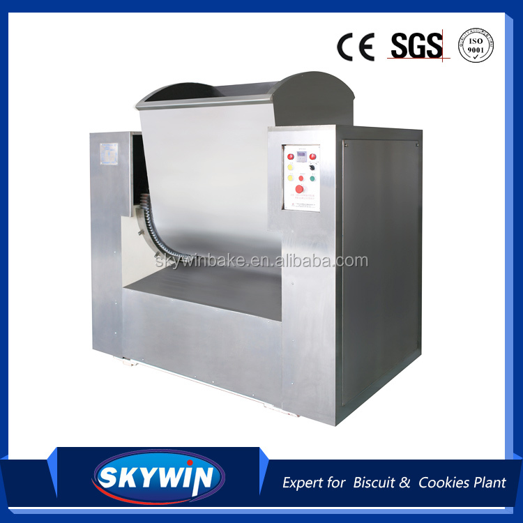 Professional Food Flour Dough Mixer For Biscuit Machine