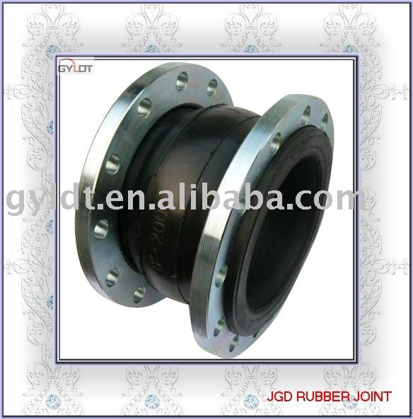 JGD Typed Hydraulic Rubber Expansion Joint