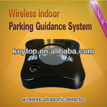 Wireless Ultrasonic Detector