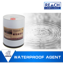 Water and Salt Repellent for concrete mortar cement stone brick wood
