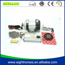 China High Quality Rickshaw Electric Tricycle DC Brushless Motor electric bike kit 5000 watt hub motor