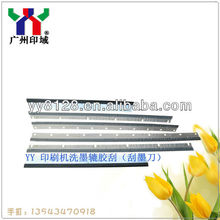 roland printing and cutting machine wash up blades
