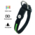 New Arrival Waterproof Flashing Rechargeable Light Up Led Dog Collar CE RoHS Certificate