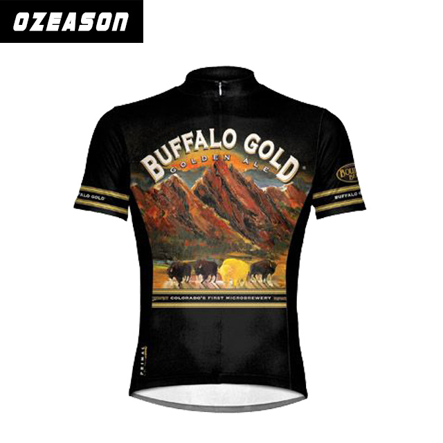 Wholesale philippines custom unique design cycling jersey