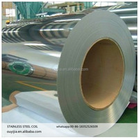304 2b/ba cold rolled stainless steel shim coil