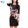 YIHAO Modern Promotional Ladies Business Casual Dress For outfits style